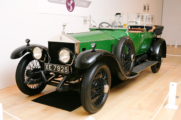 Rolls-Royce 40/50HP Silver Ghost Alpine Eagle
