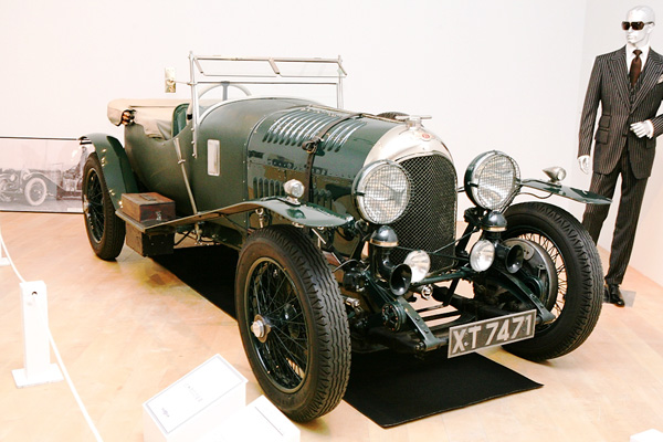 Rolls-Royce 25/30HP by Hooper